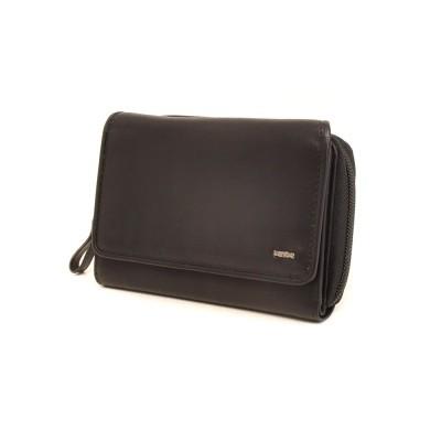 Foto van Berba Soft 001-580 Ladies Wallet Black