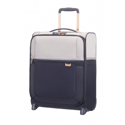 Foto van Samsonite UPLITE UPRIGHT 55/20 LENGTH 35 CM PEARL/BLUE