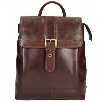 Foto van Rugtas Leather Design CC 1217 Bruin