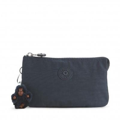 Kipling Large purse Navy