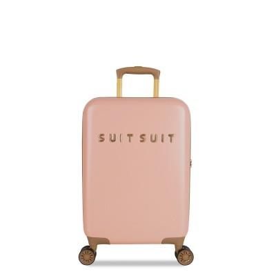 Foto van Koffer SuitSuit Fab Seventies 55 cm Handbagagekoffer Coral Cloud