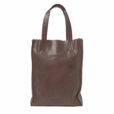 Foto van MY PAPER BAG Long Handle Zip Rambler Brandy