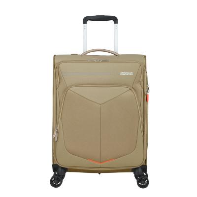 Foto van Handbagage Koffer American Tourister Summerfunk Spinner 55/20 Exp Beige