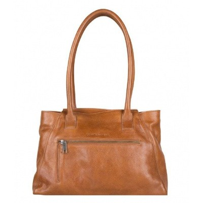 Foto van Schoudertas Cowboysbag BAG MEADOW juicy tan