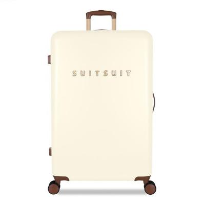 Foto van Koffer SuitSuit Fab Seventies 76 cm Antique White