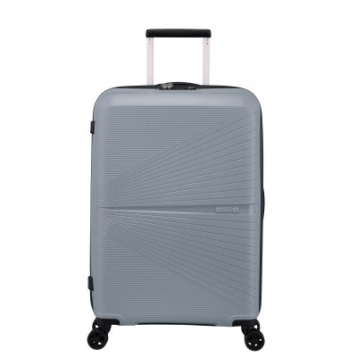 Foto van Koffer American Tourister Airconic Spinner 67 Cool Grey