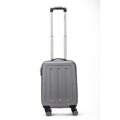 Koffer Decent Neon-Fix 55 Silver