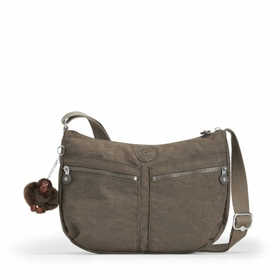 Foto van Kipling Medium shoulderbag (across body) Beige