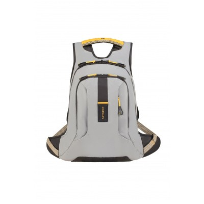 Foto van Samsonite Paradiver light laptop backpack L Grey/ Yellow