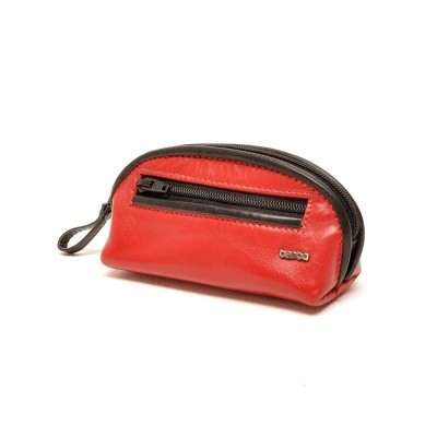 Foto van Berba Soft 003-094 Key Pouch Red-Black