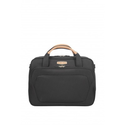 Foto van Beautycase Samsonite Spark SNG Eco Schoulder Bag eco black