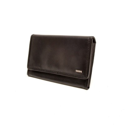 Berba Soft 001-303 Ladies Wallet Black