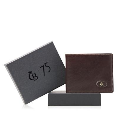 Giftbox Castelijn & Beerens Billfold 80 4197 Mocca