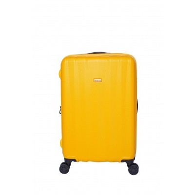 Koffer Jump Tanoma PP Ultralight Trolley 65 Exp amber