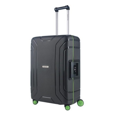 Foto van CarryOn Trolley 75cm Steward Dark Grey
