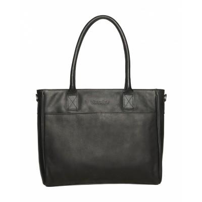 Foto van DSTRCT Wax Lane Handbag Black