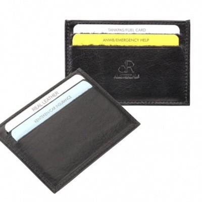 dR Amsterdam Creditcard-etui Black