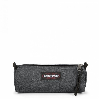 Foto van Pennen etui Eastpak Benchmark Single Black Denim