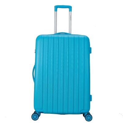 Foto van Koffer Decent Tranporto 76 Blauw