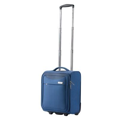 CarryOn Trolley 42cm Underseat AIR Blauw