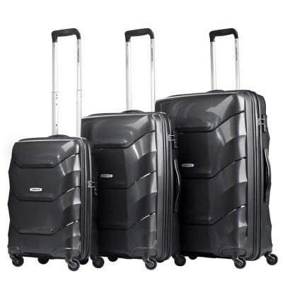 CarryOn Trolleyset 3pcs Porter 2.0 Black