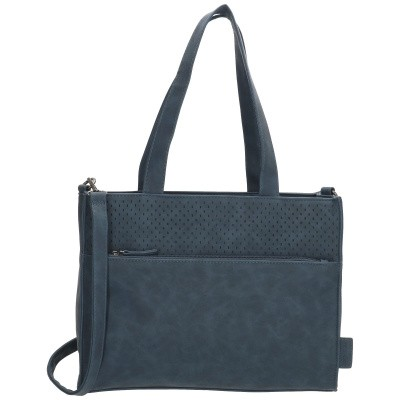 Shopper Beagles 18113-002 Blauw