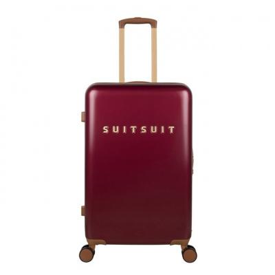 Foto van Koffer SuitSuit Fab Seventies 66 cm Biking Red