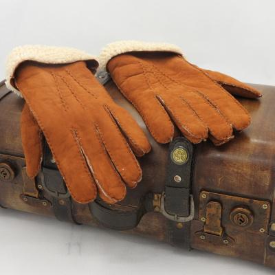 Lammy Dames Handschoenen Glove Story Cognac