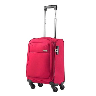 CarryOn Trolley 55cm AIR Cherry Red