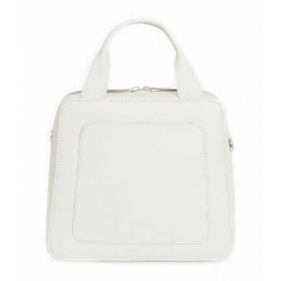 Foto van Hand/Schoudertas Myomy My Locker Bag 4257 Off White