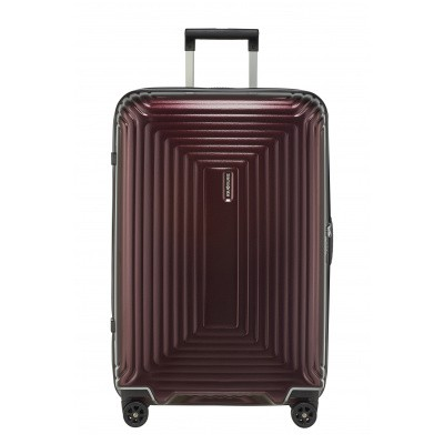 Foto van Koffer Samsonite Neopulse DLX Spinner 69 Matte Port