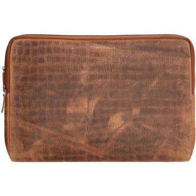 Laptopsleeve Old West San Angelo 17376 17 Inch Bruin