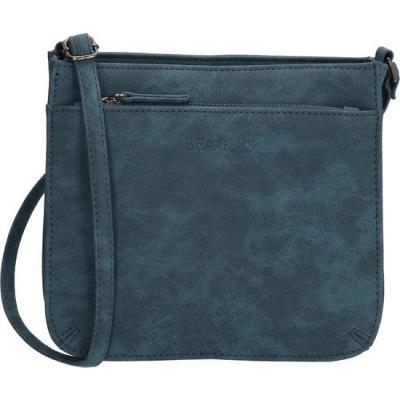 Schoudertas Beagles 17611 Jeansblauw