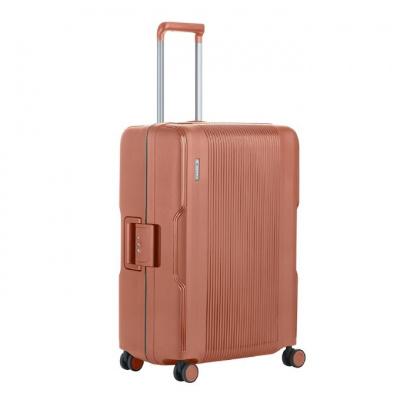 Koffer CarryOn Protector 4 Wiel 66 CM Terra