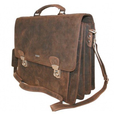 Foto van Bear Design A4 tas Willem Jan HD 6260