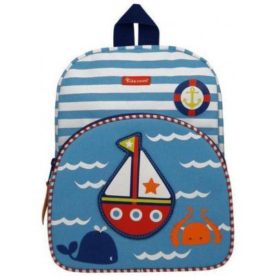 Kinderrugzakje Kidzroom Offshore 030-6112 Blauw