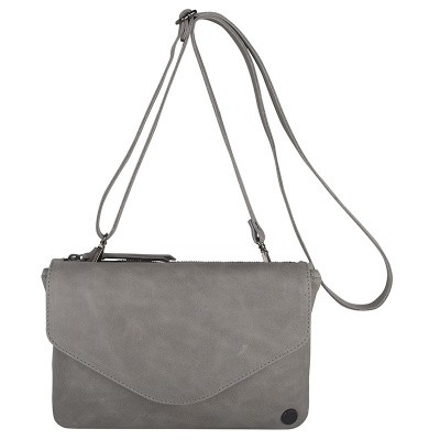 Schoudertas Merel by Frederiek Noble Bag Quartz Grijs