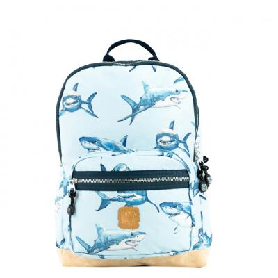Rugtas Pick&Pack Shark M Light Blue