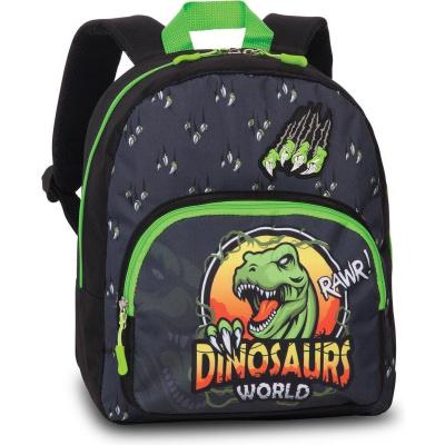 Rugzak Fabrizio Dinosaurus 20580 Grijs