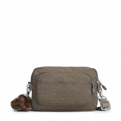 Kipling Waistbag convertible to shoulderbag Beige