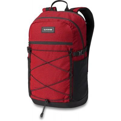 Rugtas Dakine WNDR Pack 25 L Crimson Red