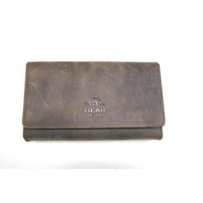 Dames Portemonnee Bear Design Knip HD 9925