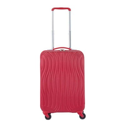 CarryOn Trolley 55cm Wave Red