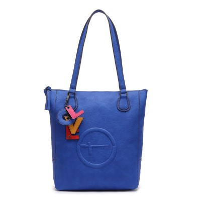 Tamaris Fee Shopping Bag Blue