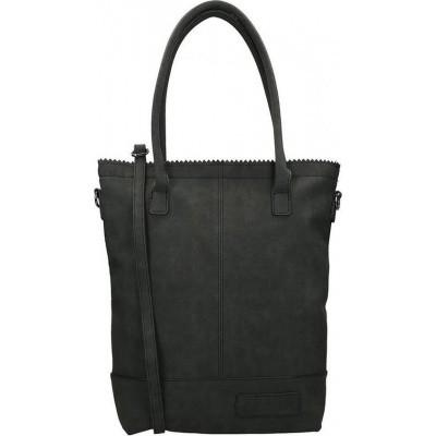 Foto van Zebra Trends Natural Bag shopper black 552201a