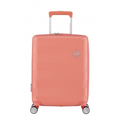 American Tourister Flylife spinner 55/20 tsa EXP Coral Pink