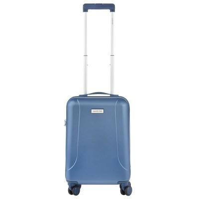 Foto van Handbagage koffer CarryOn Skyhopper 4 wiel Trolley 55 Cool Blue