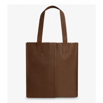 Shopper Myomy My Paper Bag Square 3624 Bruin