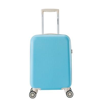 Foto van Handbagage Koffer Decent Star-Maxx Trolley 55 Pastel Blue