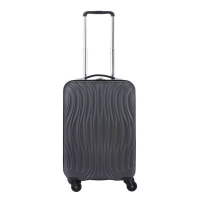 CarryOn Trolley 55cm Wave Anthracite